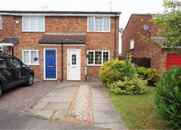 Thumbnail 2 bed end terrace house for sale in Cherrytree Close, Sandhurst