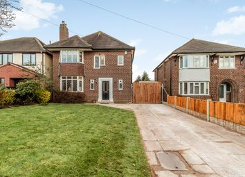 Thumbnail 3 bed detached house for sale in New Road, Walsall, West Midlands