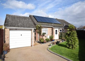 Thumbnail 3 bed detached bungalow for sale in Ropes Walk, Blofield
