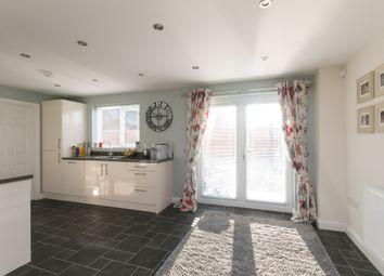Thumbnail 5 bed detached house for sale in Woodland Walks, Rhostyllen, Wrexham