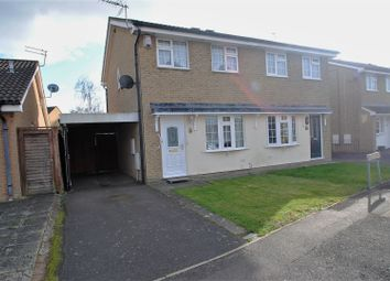 Thumbnail 2 bed semi-detached house for sale in Purley Drive, Bridgwater