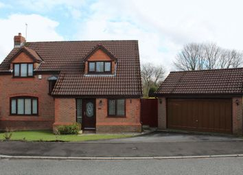 Thumbnail 4 bed detached house for sale in Stanney Close, Milnrow, Rochdale