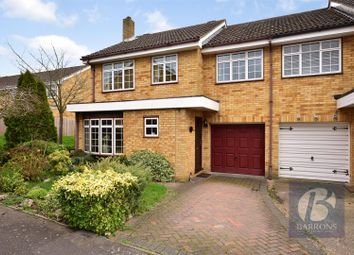Thumbnail 4 bed semi-detached house for sale in Smarts Green, Cheshunt, Waltham Cross