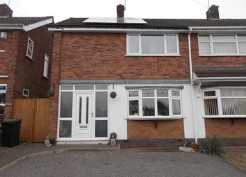 Thumbnail 3 bed semi-detached house to rent in Moor Road, Hartshill