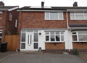 Thumbnail 3 bedroom semi-detached house to rent in Moor Road, Hartshill