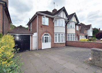 Thumbnail 3 bed semi-detached house for sale in Scraptoft Lane, Scraptoft, Leicester