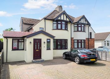 Thumbnail 4 bed semi-detached house for sale in Poverest Road, Orpington