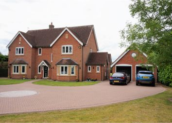 Thumbnail 6 bed detached house for sale in Cannock Road, Stafford