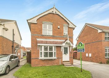 Thumbnail 3 bed detached house for sale in Thirsk Grove, Leeds