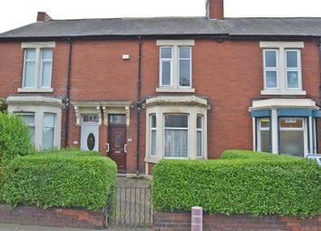 Thumbnail 2 bed terraced house for sale in Tynemouth Road, Wallsend