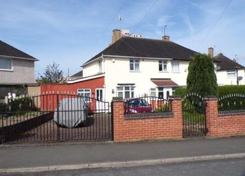 Thumbnail 3 bed end terrace house for sale in Brooksby Lane, Clifton, Nottingham, Nottinghamshire