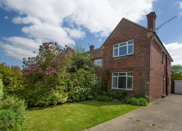 Thumbnail 3 bed terraced house for sale in Wiston Avenue, Chichester