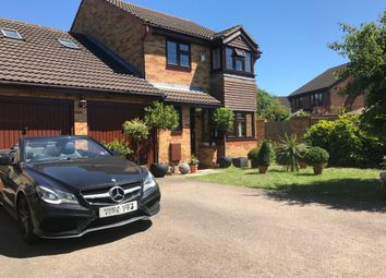 Thumbnail 5 bed detached house to rent in Woburn Avenue, Bishop's Stortford