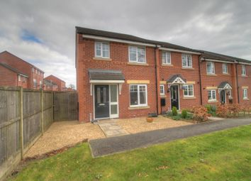 Thumbnail 3 bed mews house for sale in Stancliffe Drive, Pendlebury, Swinton, Manchester