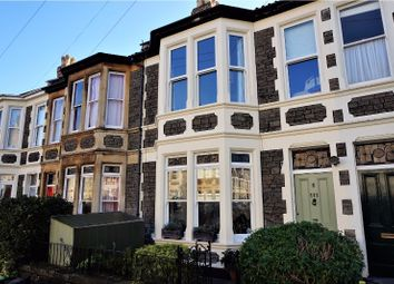 Thumbnail 5 bed terraced house for sale in Brynland Avenue, Bishopston