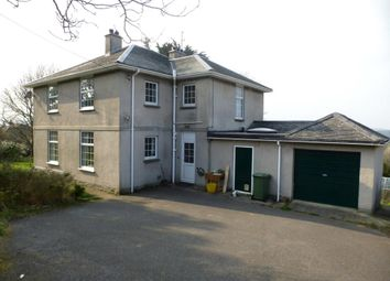 Thumbnail 4 bed detached house to rent in School Lane, St Erth, Hayle, Cornwall