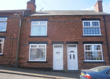 Thumbnail 2 bed terraced house for sale in Main Street, Annesley Woodhouse, Kirkby-In-Ashfield, Nottingham