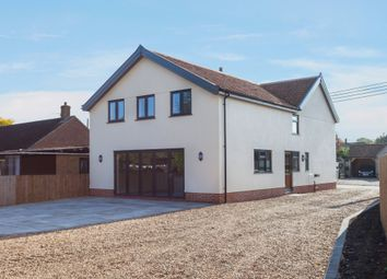 Thumbnail 4 bed semi-detached house for sale in Fen Street, Old Buckenham, Attleborough