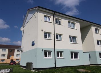 Thumbnail 2 bedroom flat for sale in Kenn Close, West Park, Plymouth