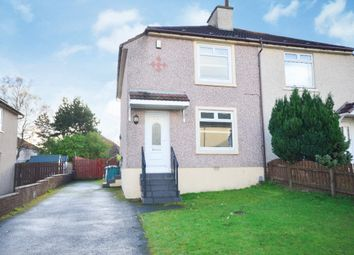 Thumbnail 2 bed semi-detached house for sale in Clyde Street, Coatbridge
