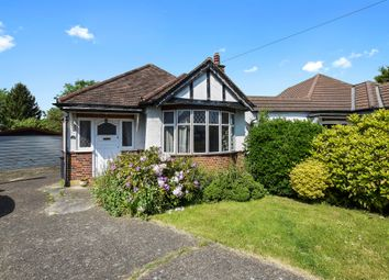 Thumbnail 2 bed detached bungalow for sale in Woodside Close, Berrylands, Surbiton