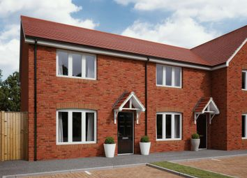 Thumbnail 3 bedroom terraced house for sale in Malvern Chase, Hawser Road, Tewkesbury, Gloucestershire