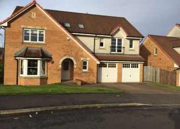 Thumbnail 5 bed detached house to rent in Cortmalaw Avenue, Robroyston, Glasgow