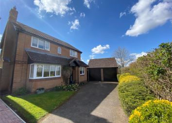 Thumbnail 4 bed detached house for sale in 21 Worcester Way, Attleborough, Norfolk