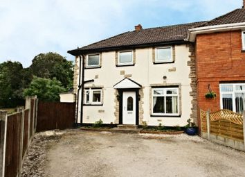 Thumbnail 3 bed semi-detached house for sale in Hollins Crescent, Kidsgrove, Stoke-On-Trent