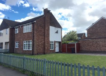 Thumbnail 3 bedroom semi-detached house for sale in Myrtle Close, Barwell, Leicester