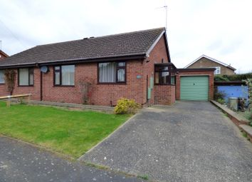 Thumbnail 2 bed semi-detached bungalow for sale in Glamis Place, Louth
