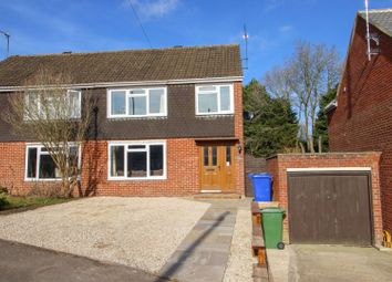 Thumbnail 3 bed semi-detached house for sale in Valley Road, Brackley
