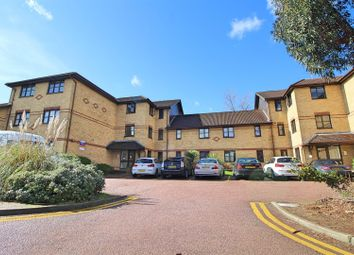 Thumbnail 1 bed flat for sale in Hickory Close, Edmonton