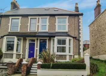 Thumbnail 5 bed detached house to rent in Daniell Road, Truro