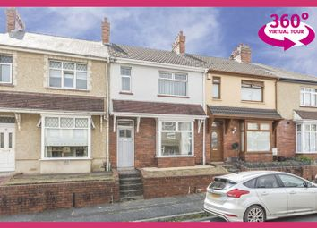 Thumbnail 2 bed terraced house for sale in Fern Street, Cwmbwrla, Swansea