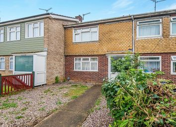 Thumbnail 2 bed terraced house for sale in Edgcote Close, Westwood, Peterborough