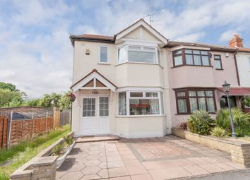 Thumbnail 4 bed semi-detached house for sale in Tennyson Avenue, New Malden