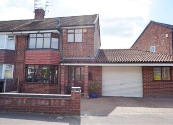 Thumbnail 2 bed semi-detached house for sale in Pingate Lane, Cheadle Hulme