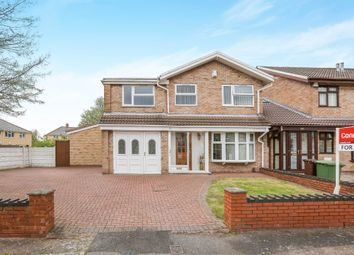 Thumbnail 5 bed detached house for sale in Denmore Gardens, Eastfield, Wolverhampton