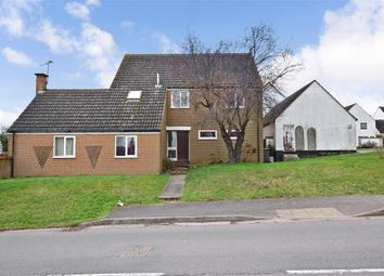 Thumbnail 4 bed detached house for sale in Malling Road, Teston, Maidstone, Kent