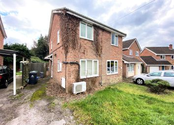 Thumbnail 1 bed semi-detached house for sale in Forest Patch, Berry Hill, Coleford