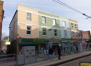 Thumbnail Flat to rent in Church Street, Croydon