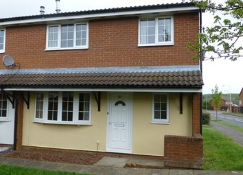 2 bed terraced house to rent in Cheslyn Close, Wigmore, Luton LU2