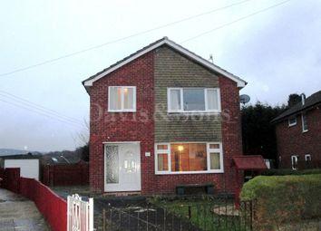 Thumbnail 4 bed detached house for sale in Caer Bryn, Newbridge, Newport.