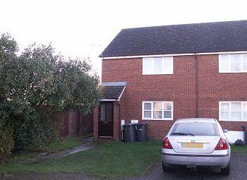 Thumbnail 1 bedroom flat to rent in Berryfield Park, Melksham