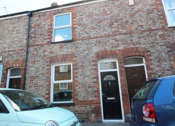 Thumbnail 2 bed terraced house to rent in Granville Terrace, York