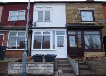 Thumbnail 3 bed terraced house for sale in Reddings Lane, Tyseley, Birmingham, West Midlands