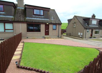 Thumbnail 3 bedroom semi-detached house for sale in Burnside Avenue, Oldmeldrum