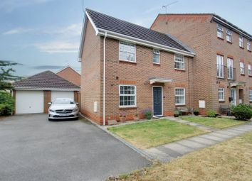 Thumbnail 3 bed semi-detached house for sale in Aire Close, Brough