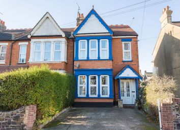 Thumbnail 3 bedroom semi-detached house for sale in Bellevue Road, Southend-On-Sea